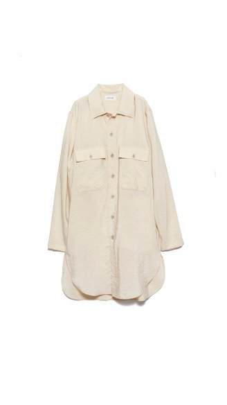 LEMAIRE<br>LONG OVERSHIRT