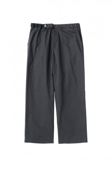 Graphpaper<br>Stretch Typewriter Wide Cook Pants