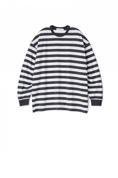 Graphpaper<br>Boarder L/S Tee