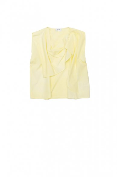 LEMAIRE<br>FOULARD TOP