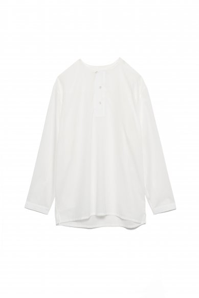 LEMAIRE<br>LONG SLEEVE HENLEY