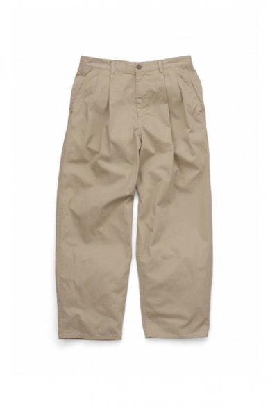 -SALE-<br>Graphpaper<br>Military Cloth 2 Tucks Pants
