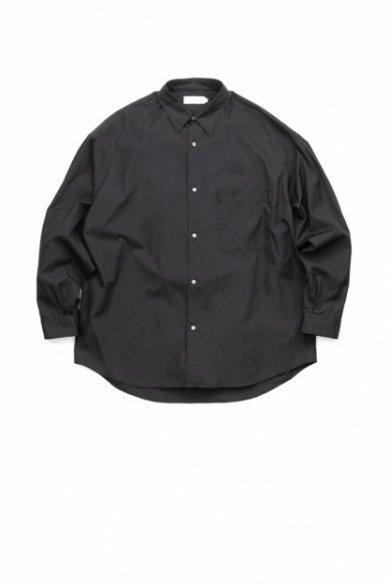 Graphpaper<br>Broad Oversized L/S Regular Collar Shirt