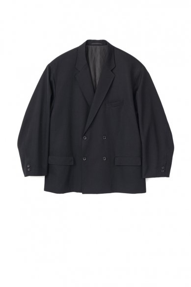 Graphpaper<br>Selvage Wool Double Jacket