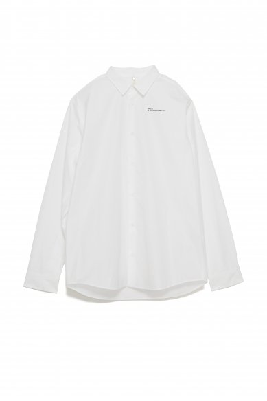 OAMC<br>HOW ARE YOU NOW? SHIRT WOVEN