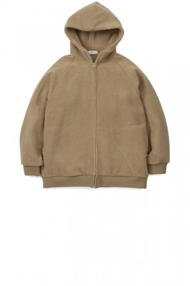 Graphpaper<br>Wool Boa Zip Parka