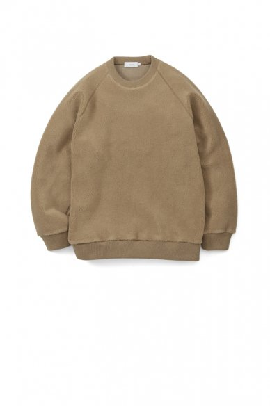 Graphpaper<br>Wool Boa Crew Neck