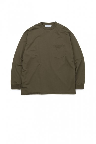 Graphpaper<br>Sweat L/S Pocket Tee