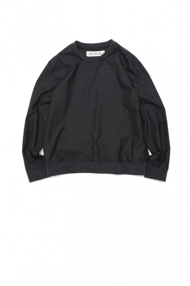 POLYPLOID<br>Crew Neck Pullover