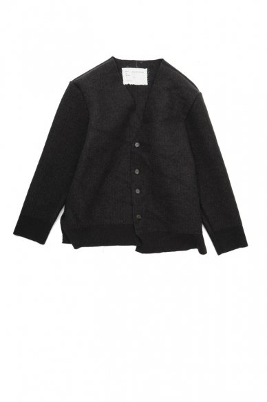 CAMIEL FORTGENS<br>CARDIGAN LONG SLEEVE