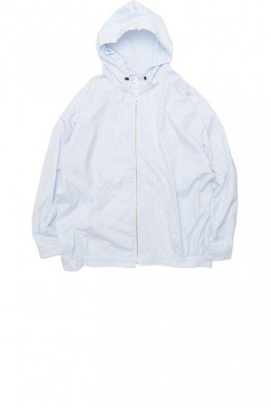 CAMIEL FORTGENS<br>HOODED SHIRT