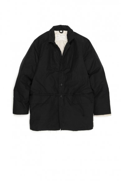 CAMIEL FORTGENS<br>PADDED SQUARE JACKET WAXED