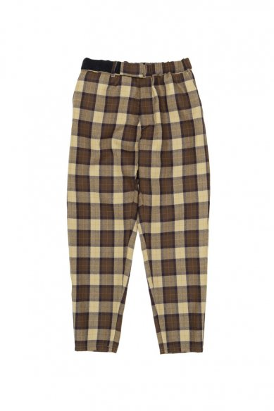 -SALE-<br>Graphpaper<br>Wool Check Cook Pants