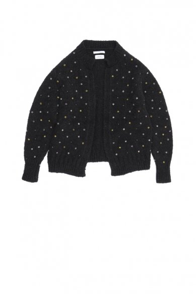 CECILIE BAHNSEN<br>ANNEBELLA BEADED CARDIGAN