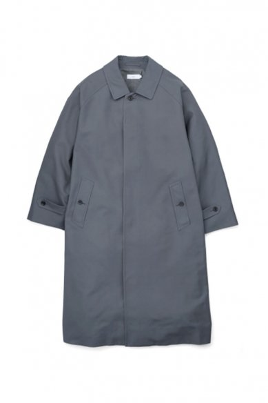 Graphpaper<br>Double Cloth Peach Soutien Collar Coat
