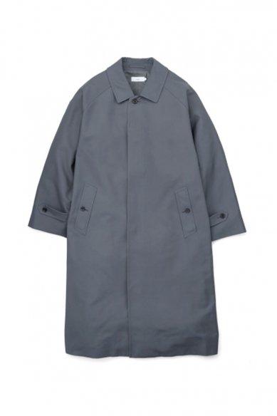 Graphpaper<br>Double Cloth Peach Soutien Collar Coat