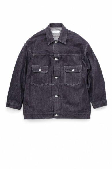 Graphpaper<br>Colorfast Denim Jacket