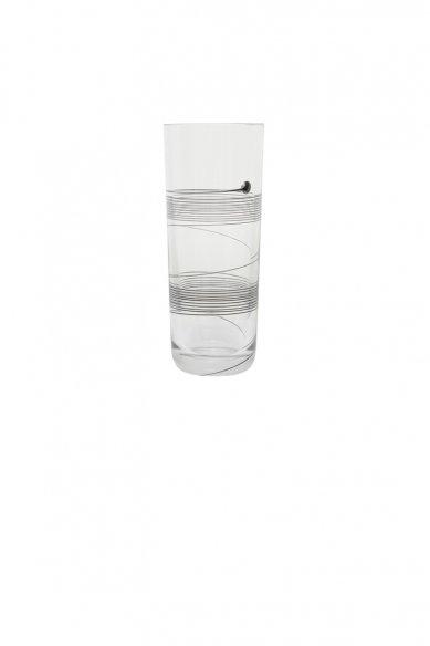 Bertil Vallien for Kosta Boda<br>Glass vase 1980's