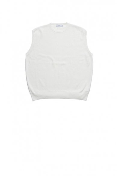 Graphpaper<br>High Density Cotton Knit Vest
