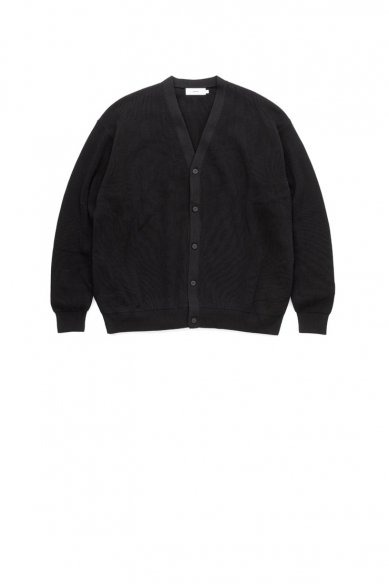 Graphpaper<br>High Density Cotton Knit Cardigan