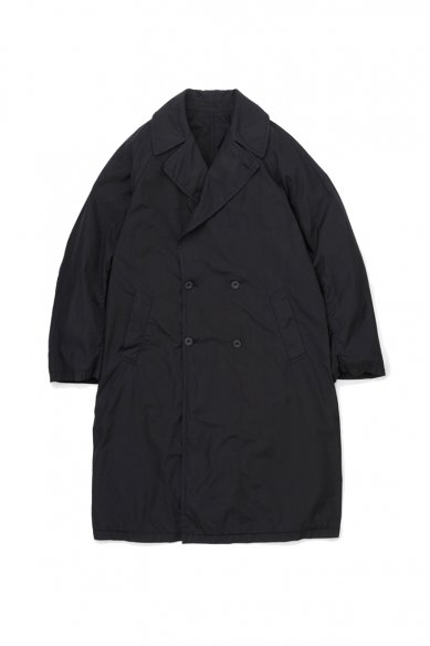 Graphpaper<br>Garment Dyed Poplin Coat