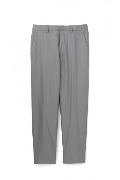 Graphpaper<br>Silk Wool Tapered Slacks