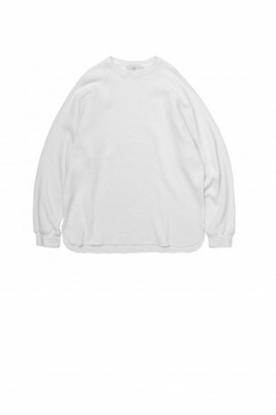 Graphpaper<br>Waffle L/S Tee