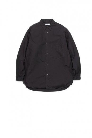 Graphpaper<br>Garment Dyed Poplin Shirt