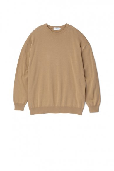 Graphpaper<br>Suvin L/S Crew Neck Knit