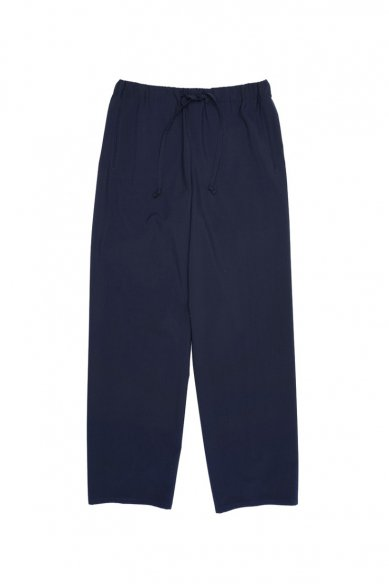 OVERCOAT<br>WIDE LEG TROUSER W/DRAWING IN TROPICAL WOOL
