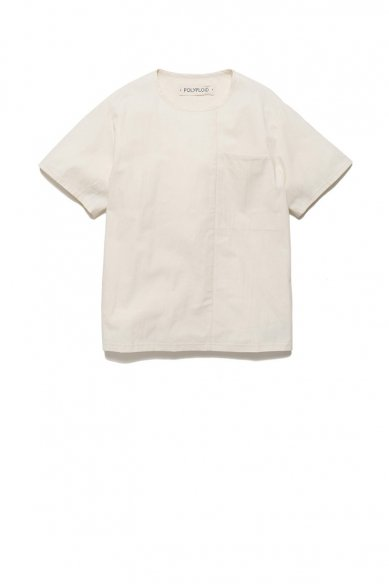 -SALE-<br>POLYPLOID<br>FRONT SEAM T-SHIRT A