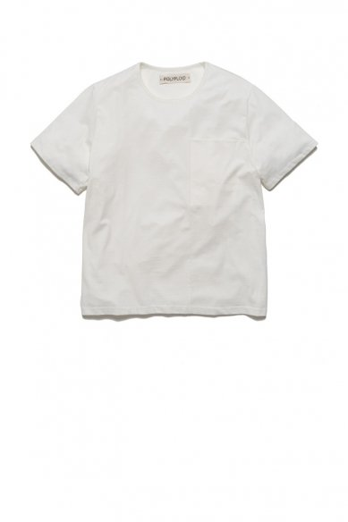 POLYPLOID<br>FRONT SEAM T-SHIRT C