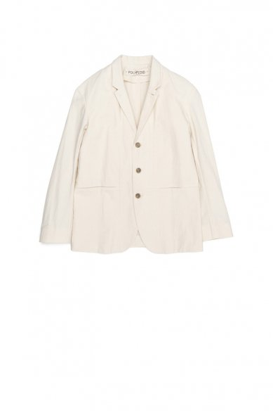 POLYPLOID<br>STAND COLLAR SUIT JACKET A