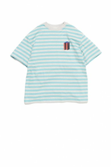 FUTUR<br>MW G FIT 3DF STRIPED TEE