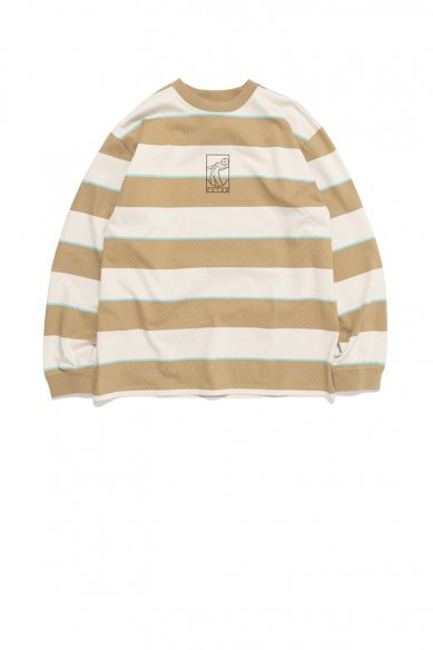 FUTUR<br>MW G FIT STRIPED L.S.