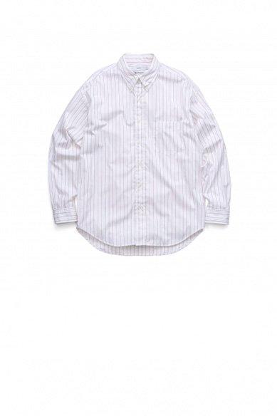 -SALE-<br>Graphpaper<br>Thomas Mason Oversized B.D Shirt