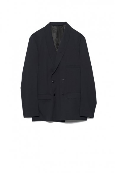 LEMAIRE<br>UNISEX DOUBLE BREASTED JACKET