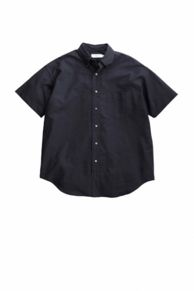 Graphpaper<br>Oxford S/S B.D Shirt