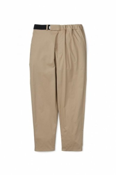 Graphpaper<br>Stretch Typewriter Slim Chef Pants