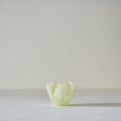 Fulvio Bianconi for VENINI<br>Vase Fazzoletto Yellow