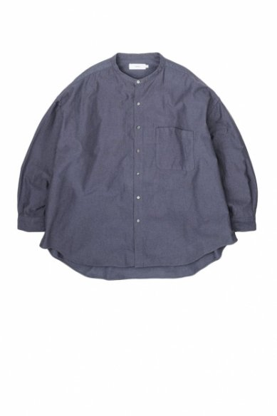 Graphpaper<br>Oxford Oversized Band Collar Shirt