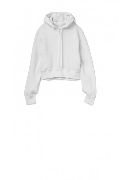 Graphpaper<br>Waffle Short Length Hoodie