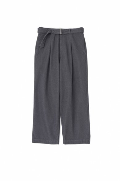 Graphpaper<br>Hard Twill Belted Pants