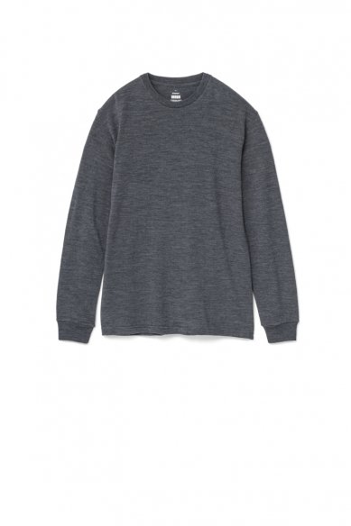 Graphpaper<br>Washable Wool Crew Neck Tee