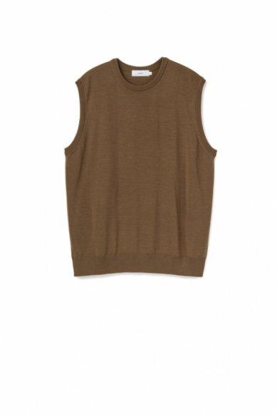 Graphpaper<br>High Gauge Knit Vest