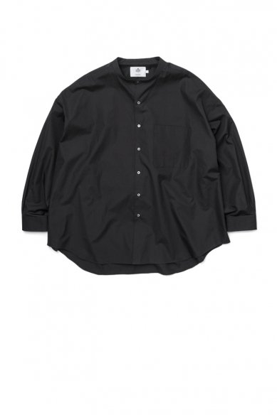 "Graphpaper<br>""THOMAS MASON"" for GP Oversised Band Collar Shirt"