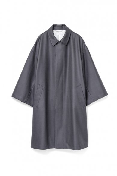 Graphpaper<br>Gently Wool Big Sleeve Coat