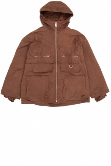 amachi.<br>Double Layer Work Jacket
