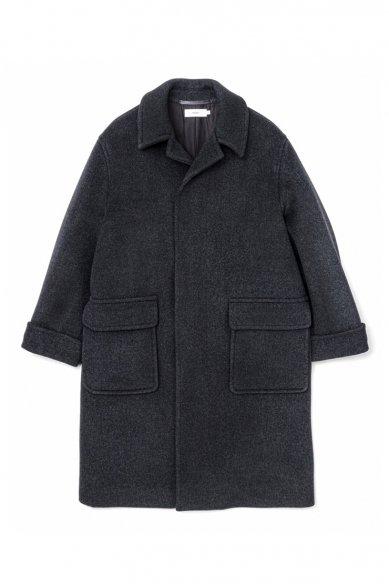 Graphpaper<br>Wool Cashmere Melton Coat