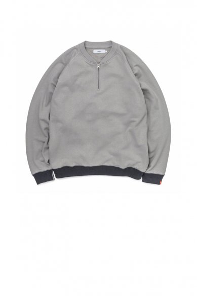 "Graphpaper<br>""LOOPWHEELER"" for GP Half-Zip Sweat"